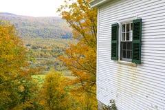 Manchester, Vermont - 3. November 2012: Hildene, Lincoln Family Home Lizenzfreies Stockbild