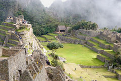 Manchu Picchu Royalty Free Stock Photos