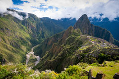 Manchu Picchu Stock Photos