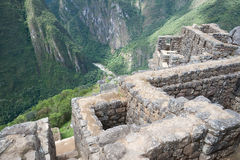 Manchu Picchu Royalty Free Stock Photo