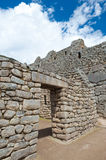 Manchu Picchu Masonry Royalty Free Stock Photos