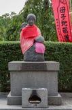 Manchuria statua przy Senso-ji Buddyjską świątynią w Tokio Zdjęcie Royalty Free