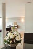 Mand van bloemen Royalty-vrije Stock Afbeeldingen