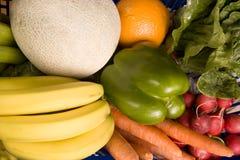 Mand van groenten Stock Fotografie