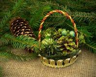 Mand van Kerstmisspeelgoed Stock Afbeeldingen