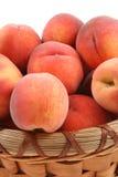 Mand van perziken Royalty-vrije Stock Afbeelding