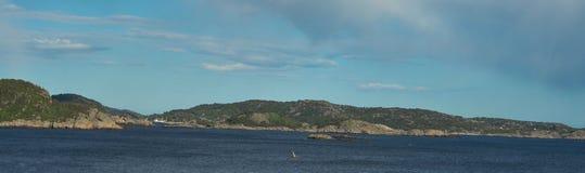 Mandal Norwegia Obraz Royalty Free