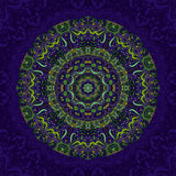Mandala étnica Imagenes de archivo