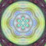 Mandala étranger 2 Illustration Stock