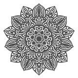 mandala Διακοσμητικό σχέδιο στοιχείων διακοσμήσεων Συρμένο χέρι εθνικό φυλετικό πρότυπο υποβάθρου Στοκ Φωτογραφία