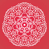 mandala διακοσμητικός τρύγος στ&o συρμένο ανασκόπηση χέρι Ισλάμ, αραβικά, ινδικά, οθωμανικά μοτίβα Στοκ Εικόνα