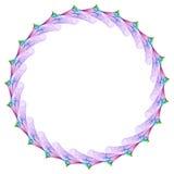 mandala κύκλων Στοκ φωτογραφίες με δικαίωμα ελεύθερης χρήσης