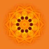 Mandala 02 de Harmonie Imagem de Stock Royalty Free