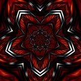 Mandala ilustração royalty free