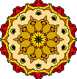 Mandala royalty free illustration