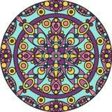 Mandala royalty-vrije illustratie