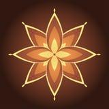 Mandala. Arkivfoton