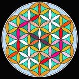 Mandala Imagen de archivo libre de regalías