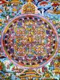 Mandala Obrazy Royalty Free