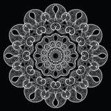 Mandala. Royaltyfri Fotografi