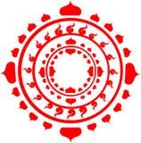 Mandala Στοκ φωτογραφίες με δικαίωμα ελεύθερης χρήσης