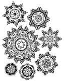 Mandala Fotografia Stock
