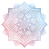 mandala stock illustrationer