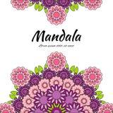 mandala Fotografia de Stock Royalty Free