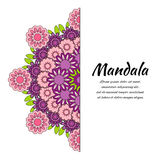 mandala Fotografia de Stock