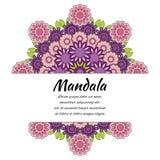 mandala Imagen de archivo