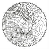 mandala stock illustratie