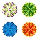 Mandala3 Imágenes de archivo libres de regalías