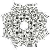 mandala Fotografía de archivo libre de regalías