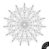 Mandala 13 Royalty-vrije Stock Afbeeldingen