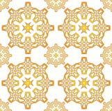 Mandala abstract  pattern Stock Images