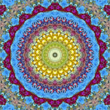 Mandala abstrait illustration stock