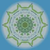 Mandala araba Fotografie Stock Libere da Diritti