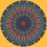 Mandala araba Immagine Stock Libera da Diritti