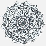 Mandala araba di colore Immagini Stock Libere da Diritti