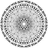 Mandala Art-1 Royaltyfri Bild