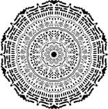 Mandala Art-5 Arkivbild