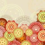 Mandala background Stock Image