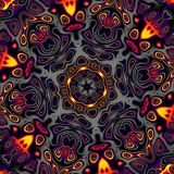 Mandala Background abstraite Images stock