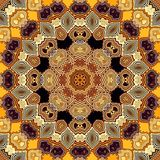 Mandala Background abstraite Photographie stock