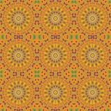 Mandala Background abstrata Fotos de Stock