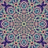 Mandala background Royalty Free Stock Photo