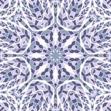 Mandala background. Ethnicity ornament. Royalty Free Stock Image