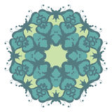 Mandala on  background. Royalty Free Stock Image