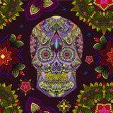 Mandala Barwiący Zdjęcie Stock