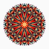 mandala beaux éléments de vintage Illustration de vecteur Image stock